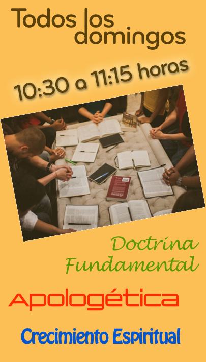 Estudio Bíblico @ Centro Cristiano Vida Abundante